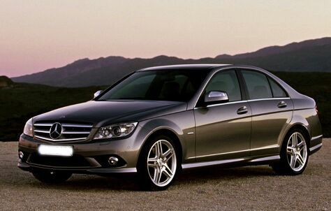 Mercedes C Class 320 CDI sport - AMG mags, double panoramic sunroof